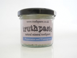 truthpaste - Natural Adult Mineral Toothpaste (Organic)